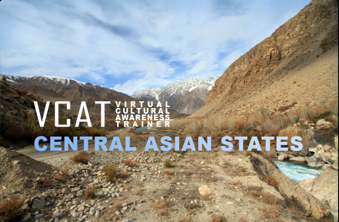 VCAT Central Asian States