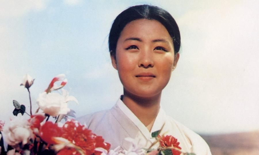 The Flower Girl - the most well-known North Korean opera and film