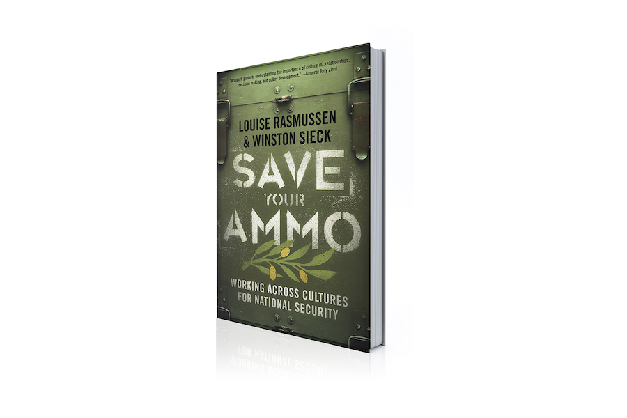 Cover image of the book Save Your Ammo by Louise Rasmussen and Winston Sieck